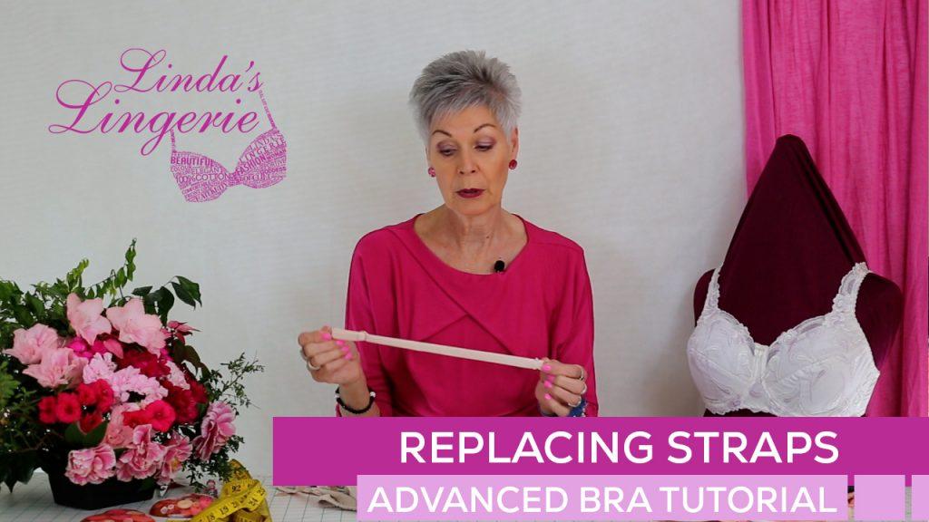 replace bra straps