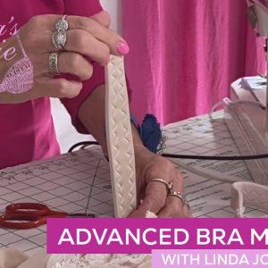advanced bra making tutorials