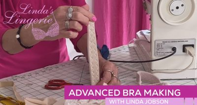 advanced bra making tutorials